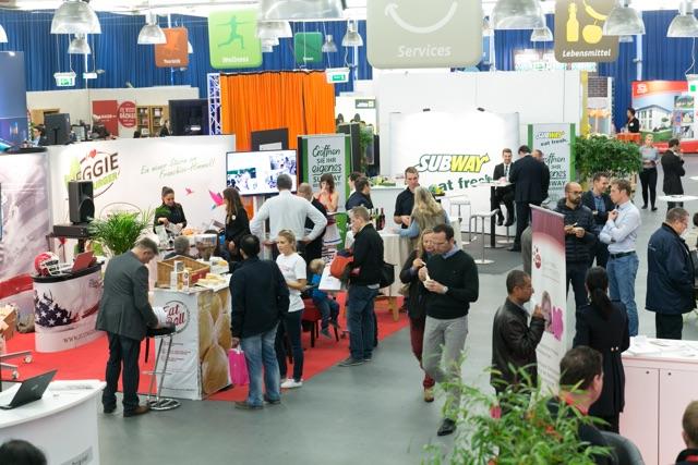 Ein voller Erfolg: Österreichische Franchisemesse in Wien 2016